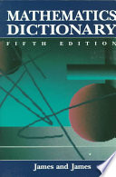 The Mathematics Dictionary Of Thousands Of Mathematical Terms