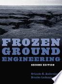 Frozen Ground Engineering