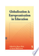 Globalisation and Europeanisation in Education
