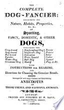The Complete Dog fancier