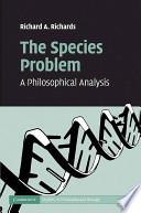 The Species Problem
