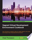 Vagrant Virtual Development Environment Cookbook Wishes To Create Simple Reusable