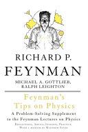 Feynman's Tips on Physics
