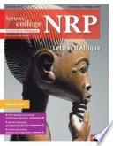 NRP Collège - Lettres d'Afrique - Janvier 2015 (Format PDF)