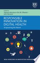 Responsible Innovation In Digital Health