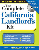 The Complete California Landlord s Kit