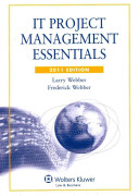 It Project Management Essentials : project management essentials is a hands-on resource...