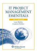 It Project Management Essentials : project management essentials is a...