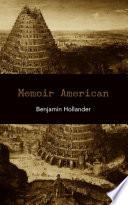 Memoir American Book PDF