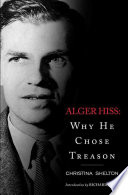 Alger Hiss With Spying For The Soviets Arguing The
