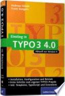 Einstieg In Typo3 4 0