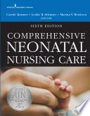 Comprehensive Neonatal Nursing Care  Sixth Edition Book PDF