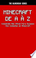 Minecraft De A Z Comp Ndio N O Oficial Para Sucesso Nos Combates Em Minecraft