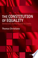 The Constitution of Equality