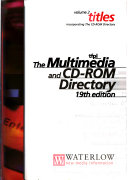 The Multimedia and CD-ROM Directory 1998