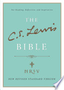 C  S  Lewis Bible  New Revised Standard Version  NRSV