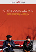 China S Social Welfare book