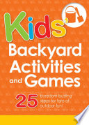 Kids  Backyard Activities and Games