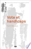 Vote Et Handicaps