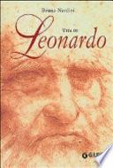 Vita di Leonardo Book Cover