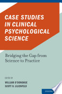 Case Studies in Clinical Psychological Science
