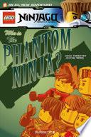 Lego Ninjago 10 The Phantom Ninja