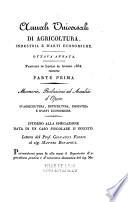 Annali universali di agricoltura di industria e d arti economiche