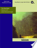 The Deerslayer  Volume 2 of 2    EasyRead Large Bold Edition