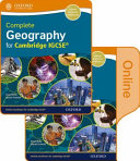 Complete Geography for Cambridge IGCSE Student Book and Online Token Book