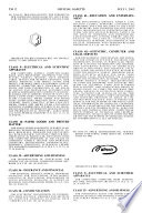 Official Gazette of the United States Patent and Trademark Office