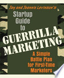 Startup Guide to Guerrilla Marketing