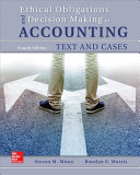 Loose Leaf Ethical Obligations For Decision Making Text And Cases