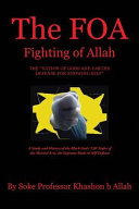 The Foa Fighting of Allah the Nation of Gods and Earths Defense for Knowing Self