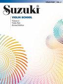 Suzuki Violin School  Vol 2