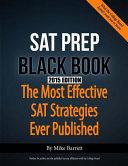 The SAT Prep Black Book
