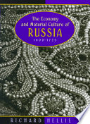The Economy and Material Culture of Russia  1600 1725