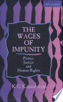 The Wages of Impunity