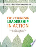 Early Childhood Leadership in Action