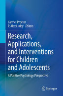 download ebook research, applications, and interventions for children and adolescents pdf epub
