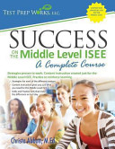 Success on the Middle Level ISEE