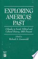 Exploring America s Past
