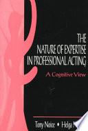 The Nature Of Expertise In Professional Acting