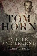 download ebook tom horn in life and legend pdf epub