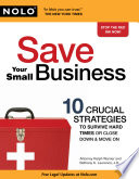 Save Your Small Business