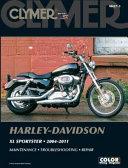 Harley-Davidson XL Sportster 2004-2011