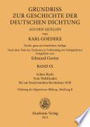 Achtes Buch  Vom Weltfrieden bis zur franz  sischen Revolution 1830