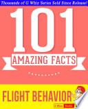 Flight Behavior   101 Amazing Facts You Didn t Know