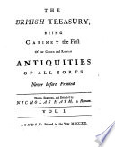The British Treasury... Of Our Greek And Roman Antiquities Of All Sorts : ...