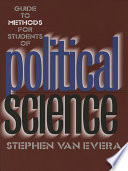 Guide to methods for students of political science /