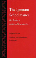 The Ignorant Schoolmaster